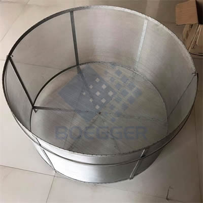 Brewing Filter Ss Filter Element For High Filtering Accuracy